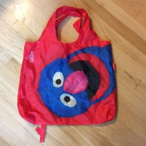 Other - Sesame Street Grover tote bag